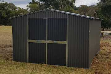 The two most important elements to consider when buying a garden shed