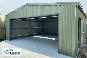 Why you should choose Colorbond®  steel for your garage or shed