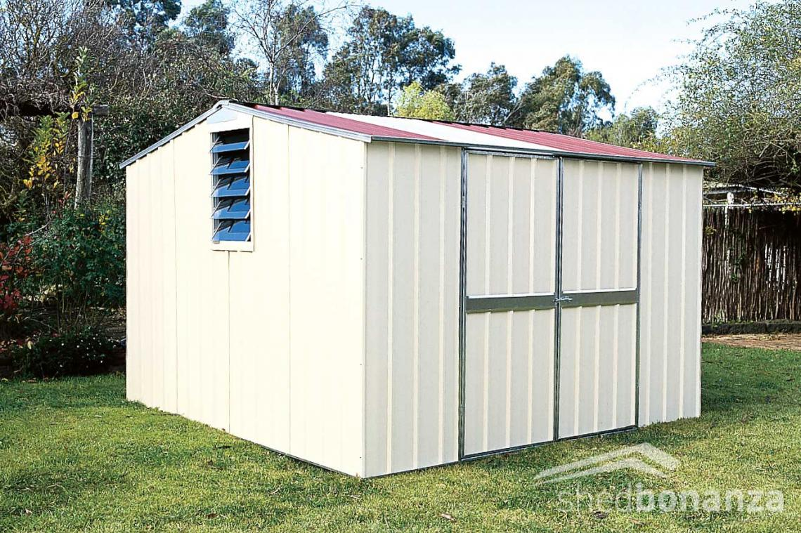 How to build a convenient shed in your garden