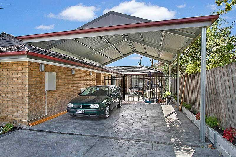 Why to build a carport