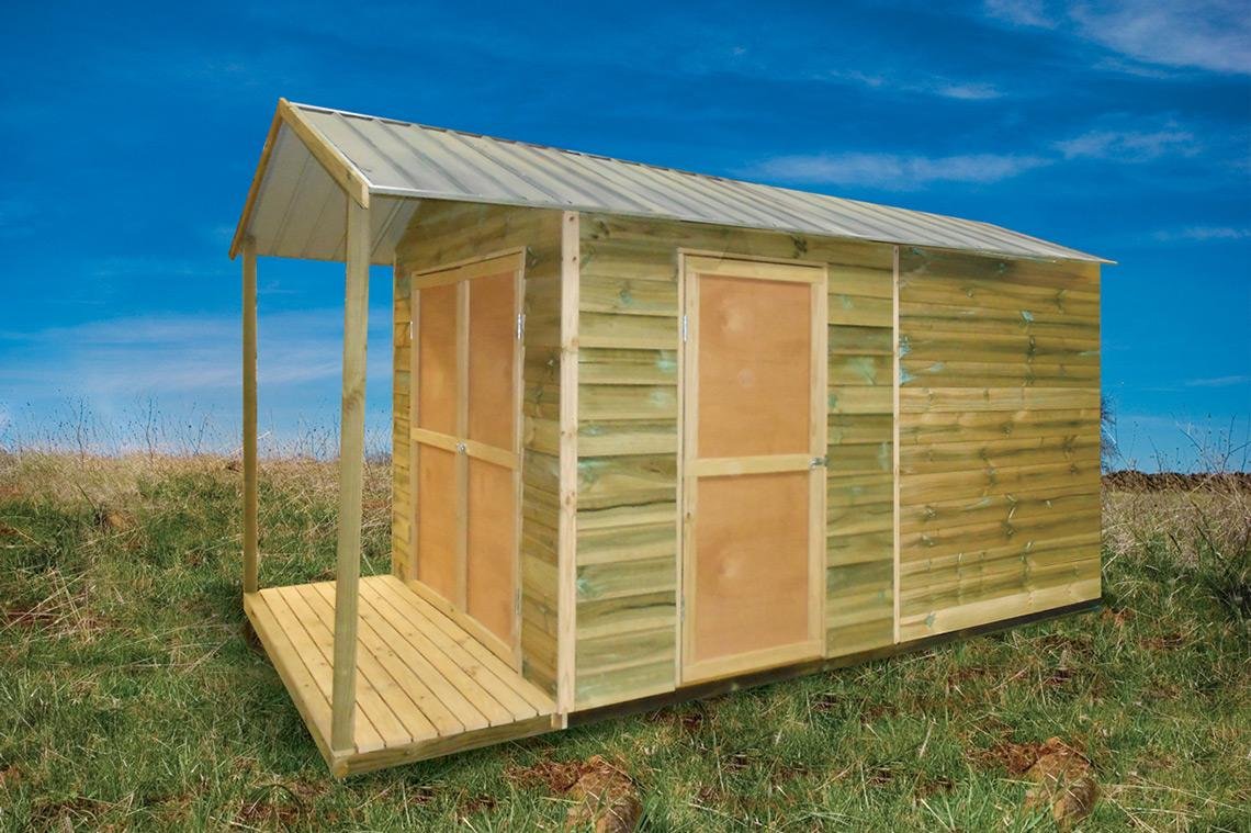 Benefits of a Timber Garden Shed