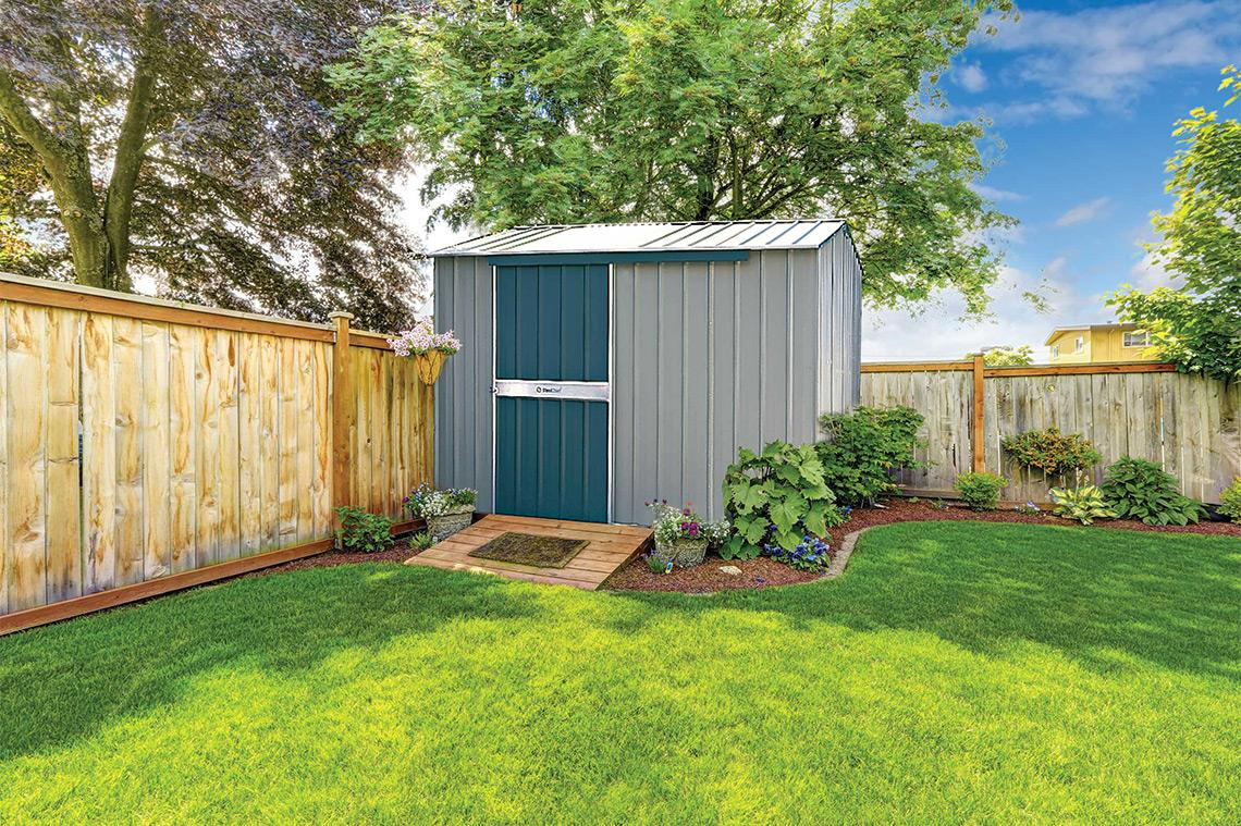 Steps to prepare your yard for a shed