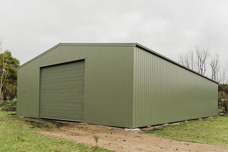Garages, Barns and Carports