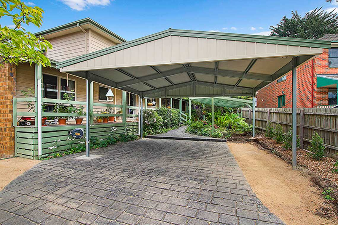 Carport Canopies Product : Best modern design carports suppliers melbourne shed